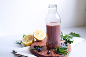 Leah's Blueberry Vinaigrette