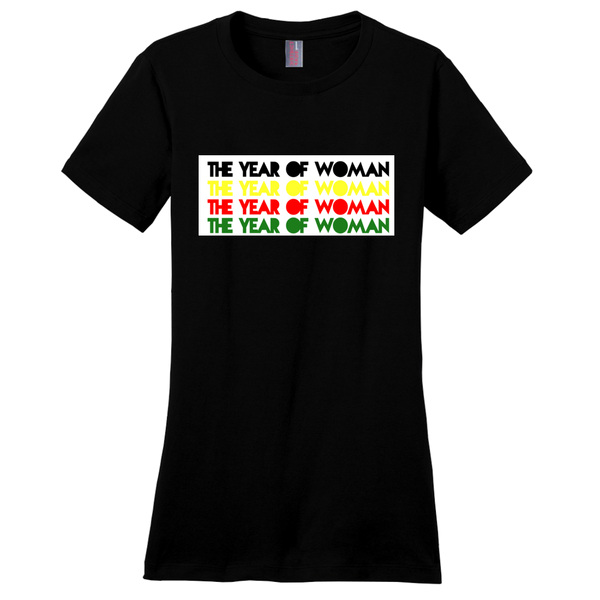 The Year of Woman T-Shirt
