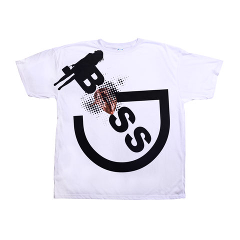Bossed All-Over Print T-Shirts