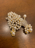 Perfect Pooch Rhinestone Brooch