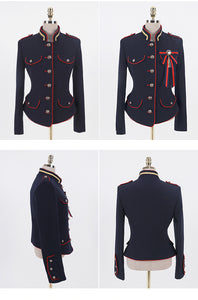 High Collar Jacket