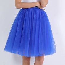 Load image into Gallery viewer, Puffy 5 Layer 60CM  Tulle Skirt