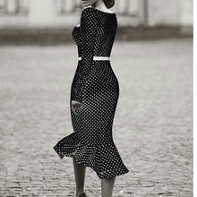 Load image into Gallery viewer, Elegant Hepburn Dress