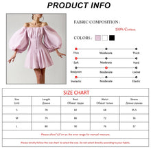 Load image into Gallery viewer, Elegant High Waist Fit And Flare Women Dress