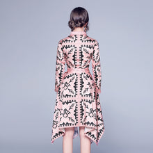 Load image into Gallery viewer, River Irregular Print Dress