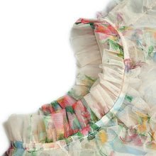 Load image into Gallery viewer, Hazel   Cascading Ruffle  Dresses