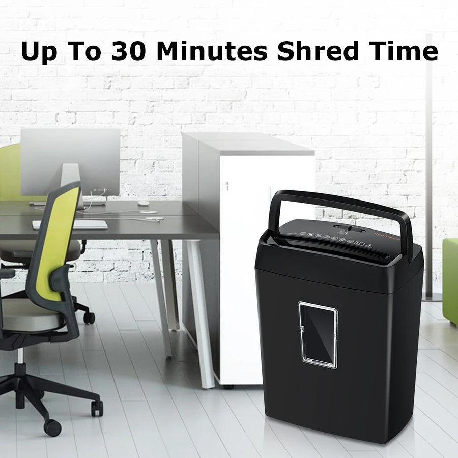 Bonsaii Personal Use Shredders Running For Up To 30 Minutes