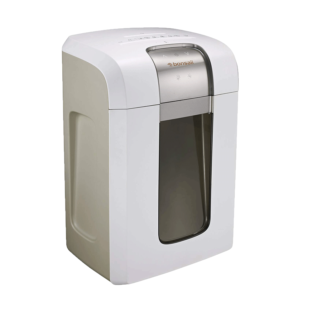 Bonsaii 5S30 5-Sheet P-6 Super-High Security Micro-Cut Shredder Continuously Works For 4 Hours
