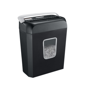 (NEW) Bonsaii C237-B 6-Sheet Cross-Cut Shredder - bonsaii