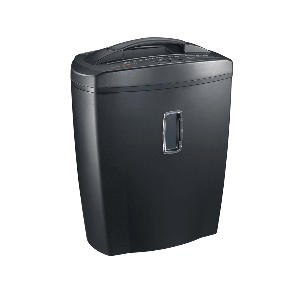 Bonsaii C156-C 8-Sheet Micro-Cut Shredder (High Security) - bonsaii