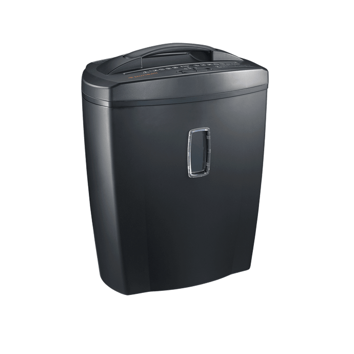 Bonsaii C156-C 8-Sheet Micro-Cut P-4 High-Security Shredder - bonsaii