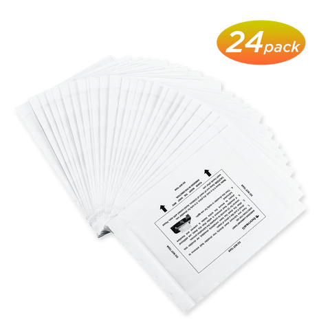 Bonsaii Paper Shredder Sharpening&Lubricant Sheets, 24-Pack