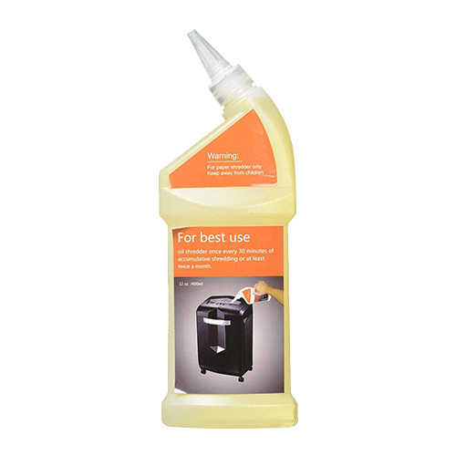 Bonsaii Paper Shredder Lubricant Oil 12 oz. / 400ml - bonsaii
