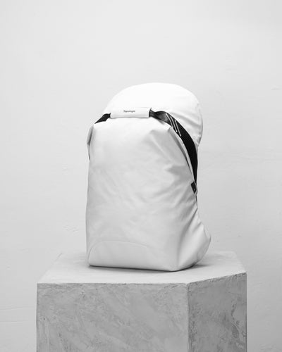 Multipitch Backpack Small Dry White - Backpacks & Bags - Inspired by Rock-climbing - Topologie Hong Kong