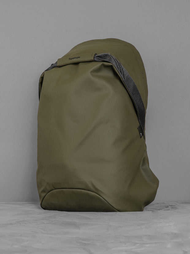 Multipitch Backpack Large Dry Green - Backpacks & Bags - Inspired by Rock-climbing - Topologie Hong Kong