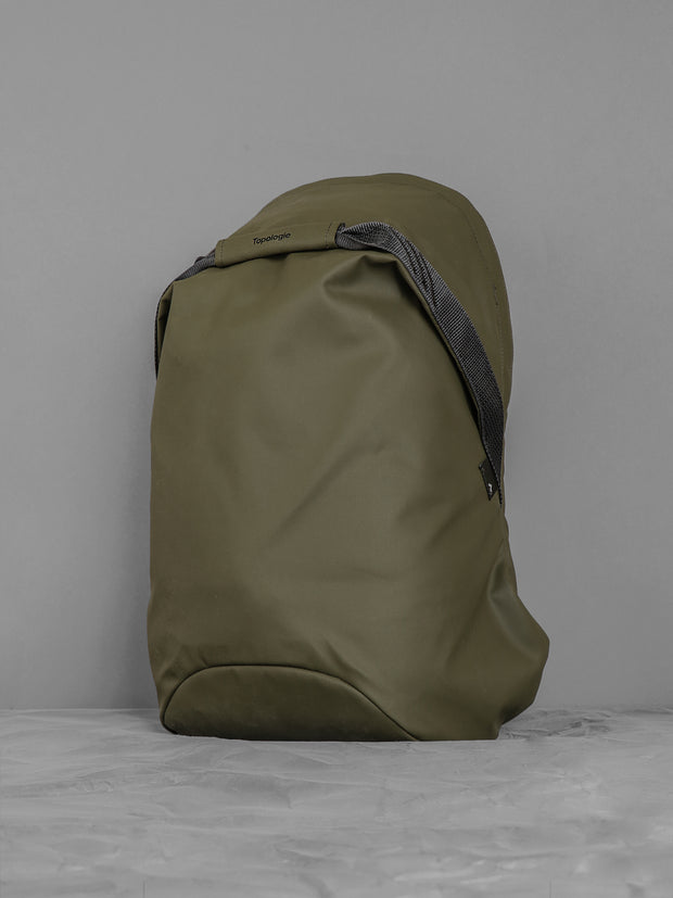 Multipitch Backpack Small Dry Green - Backpacks & Bags - Inspired by Rock-climbing - Topologie Hong Kong
