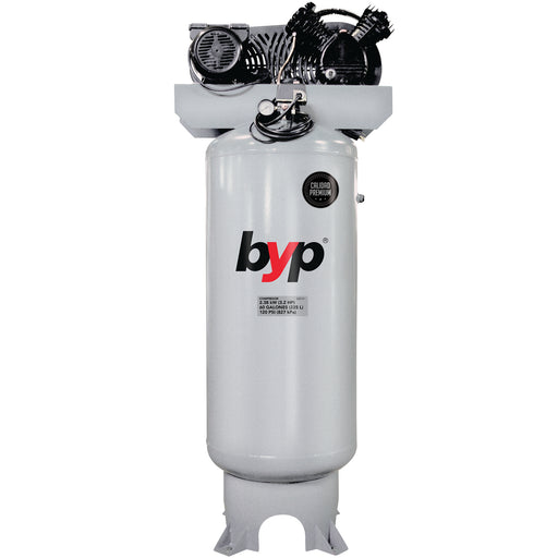 Compresor 3.2 HP de 60 galones - byp
