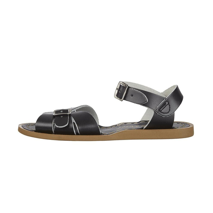 Salt-Water Sandals Classic svart sandal