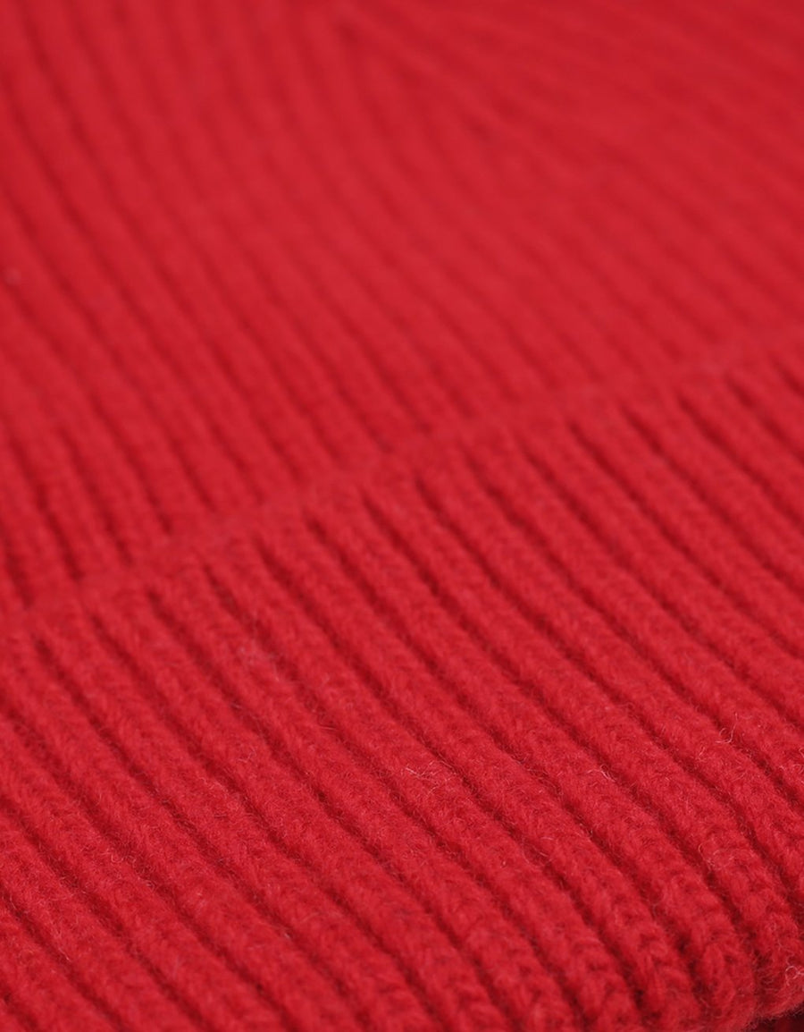 Colorful Standard Mössa Merino Scarlet Red