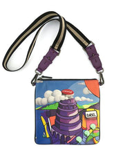 "Load image into Gallery viewer, ""Babel"" Mini bag"