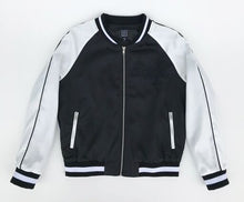 "Load image into Gallery viewer, ""At Night"" Bomber jacket"