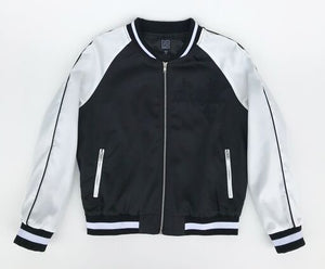 """At Night"" Bomber jacket"