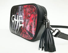 "Load image into Gallery viewer, ""CHE"" Cross-Body Bag"