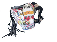 "Load image into Gallery viewer, ""Lobster Love"" Waist Bag"