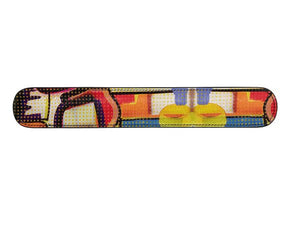 """Peeping Tom"" Slap Bracelet"