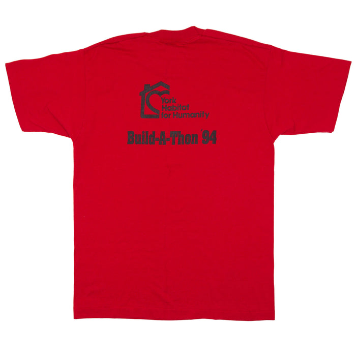Vintage Build-A-Thon '94 T-shirt