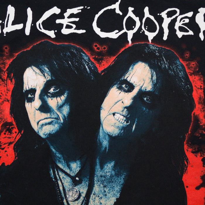 Vintage Alice Cooper Paranormal T-shirt