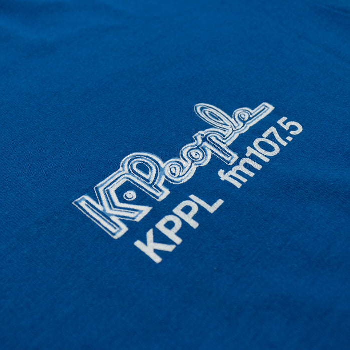Vintage Single Stitch KPPL fm107.5 T-shirt