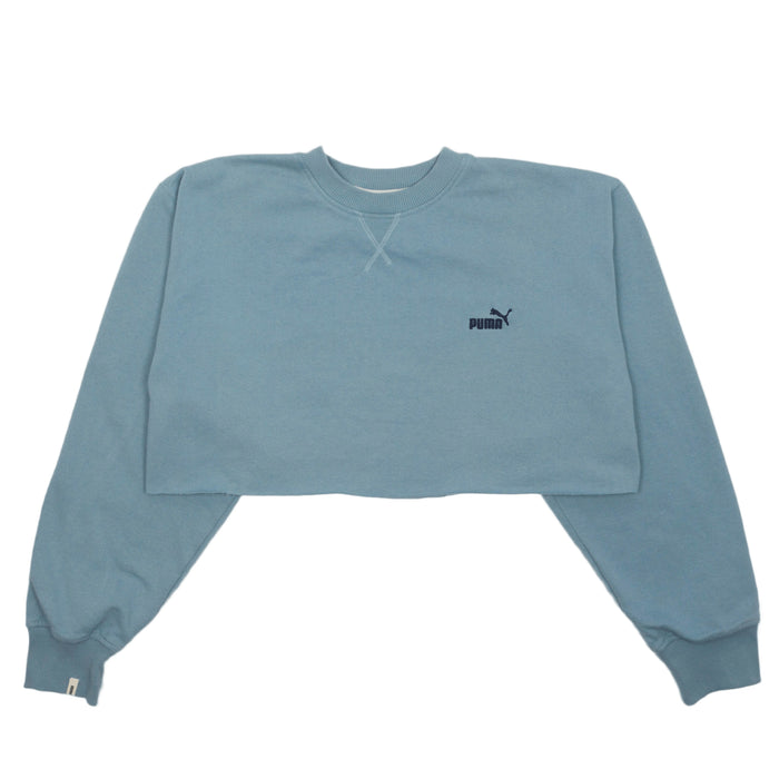 Puma Cropped Sweatshirt