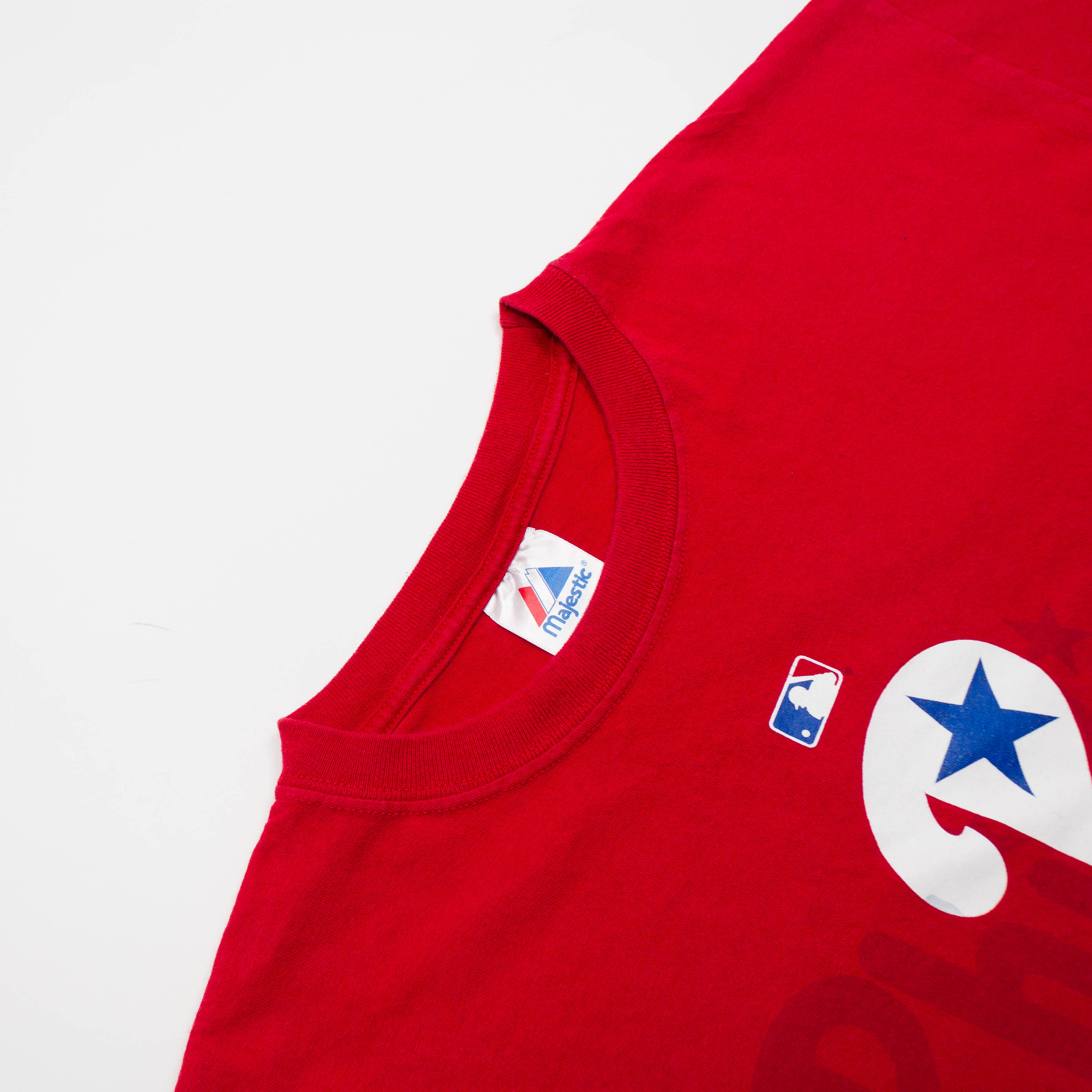 Vintage Phillies Cropped T-shirt