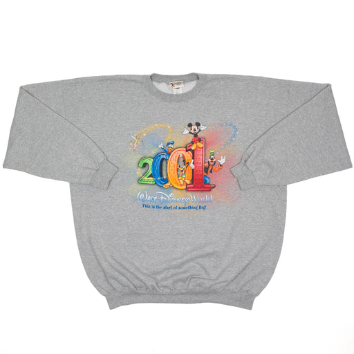 Disney 2001 Sweatshirt