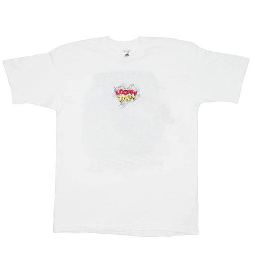 1995 Nascar Looney Tunes T-shirt