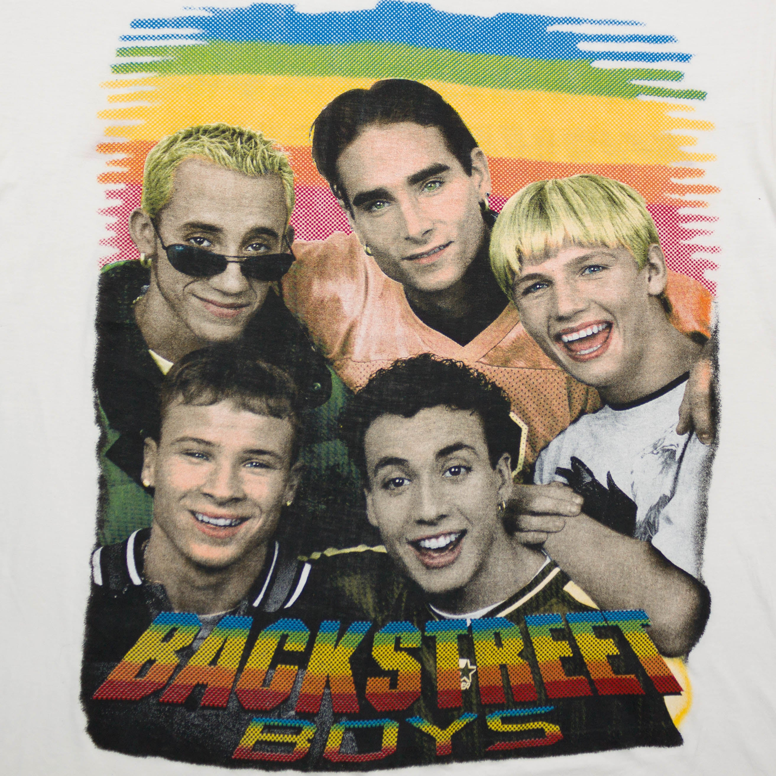 Vintage Backstreet Boys T-shirt