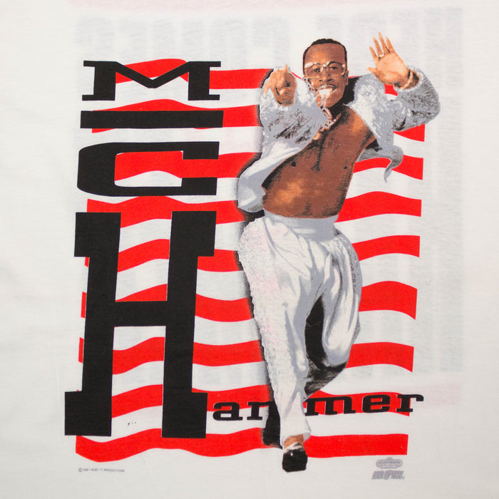 Vintage MC Hammer T-shirt