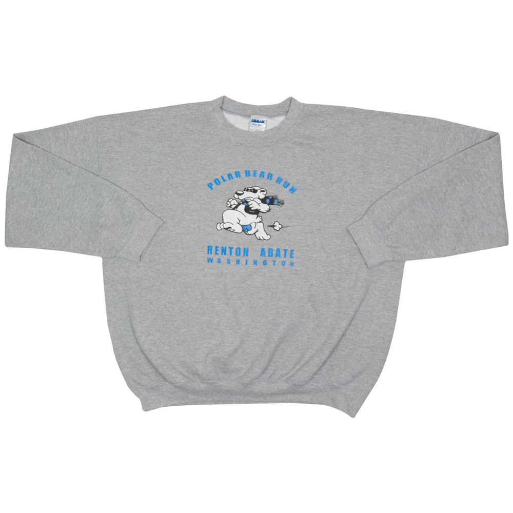 Vintage Polar Bear Run Sweatshirt