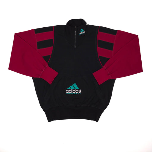 Adidas Equipment 1/4 Zip Sweatshirt