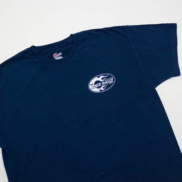 Virginia H.O.G. State Rally T-shirt