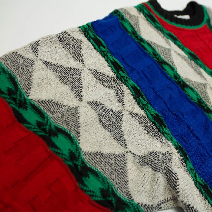 Carlo Colucci Knitted Sweater