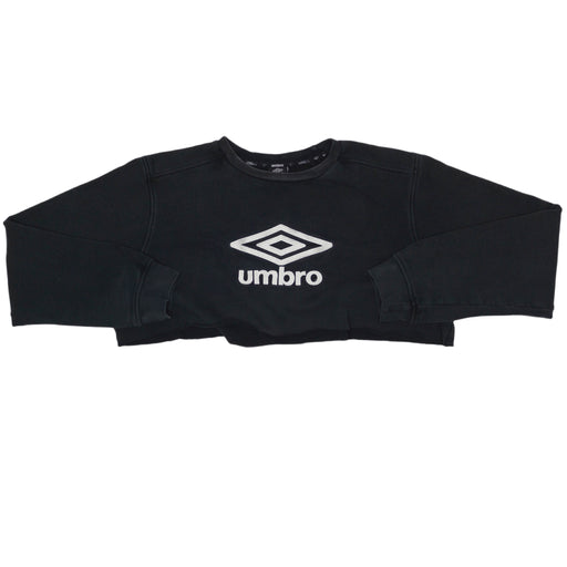Umbro Cropped Sweatshirt