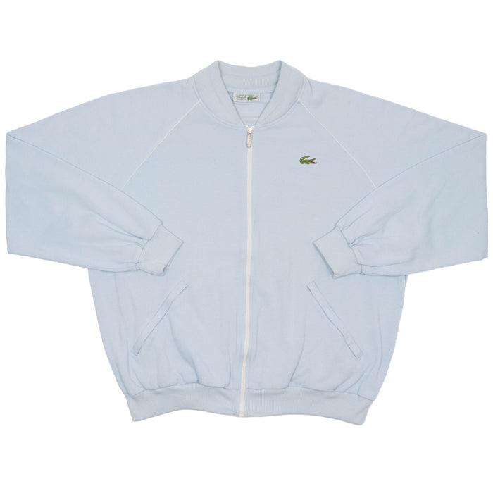Lacoste Zipped Sweatshirt