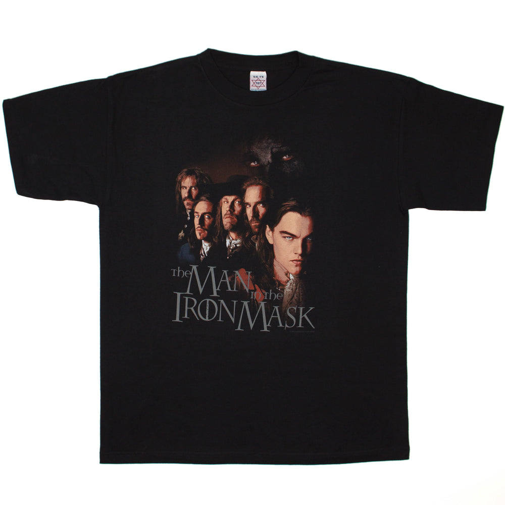 Vintage The Man In The Iron Mask T-shirt