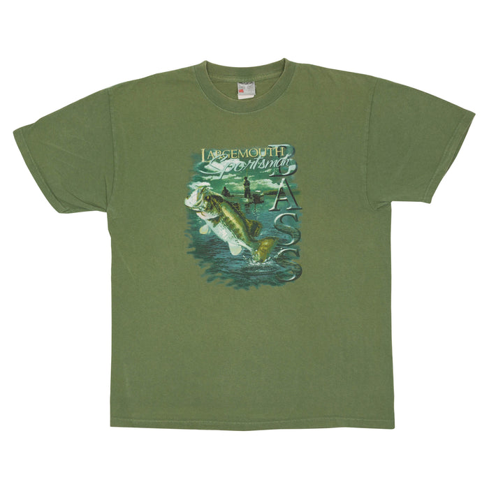 Largemouth Sportsman T-shirt