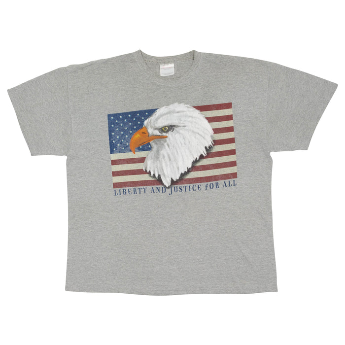Liberty and Justice For All T-shirt