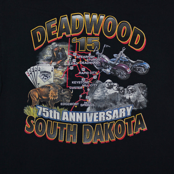 Deadwood South Dakota T-shirt