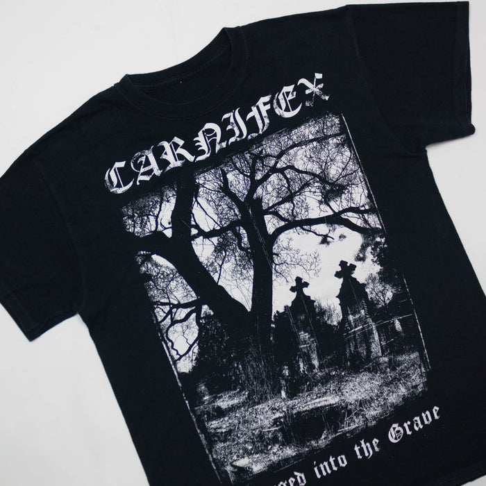 Carnifex 'Dragged Into The Grave' T-shirt