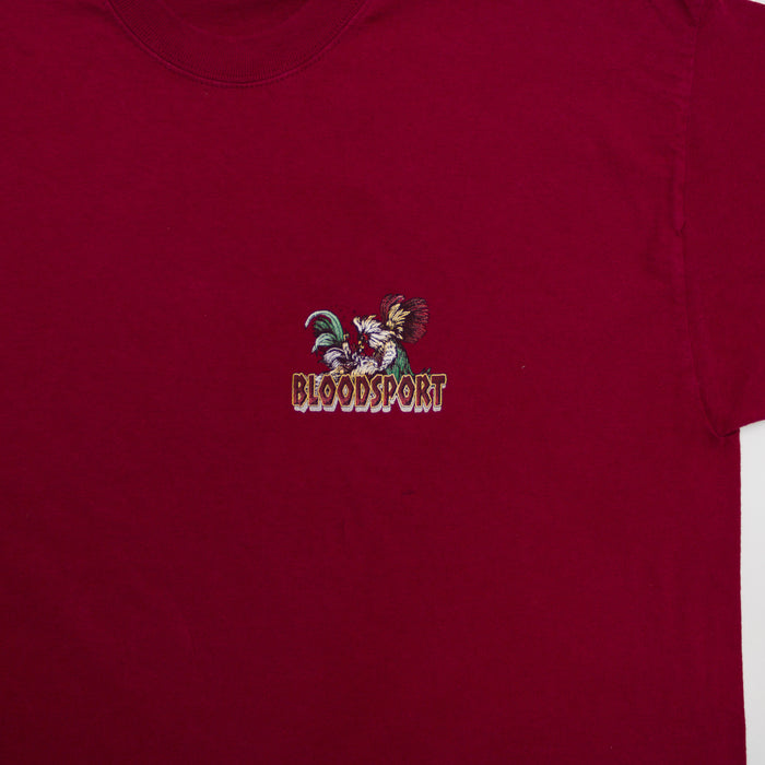 Vintage Bloodsport Gaming T-shirt